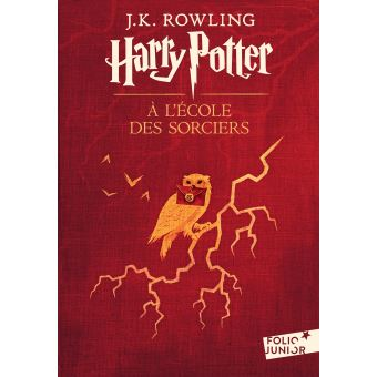 couverture harry potter tome 1